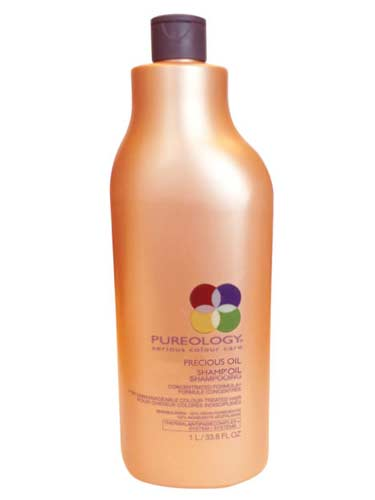 Pureology Precious Oil Shampoo (1000ml)