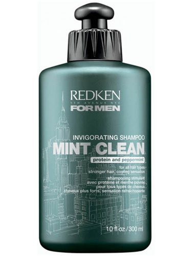 Redken For Men Mint Clean Shampoo (300ml)