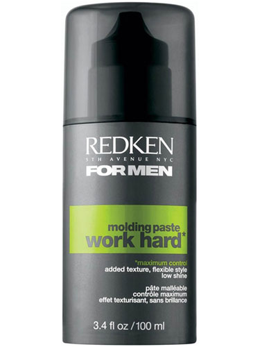 Redken For Men Molding Paste Work Hard (100ml)