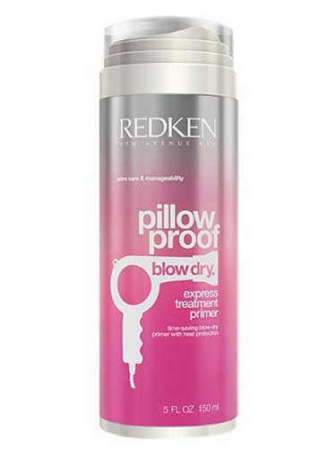 Redken Pillow Proof Blow Dry Express Treatment Primer Cream (150ml)