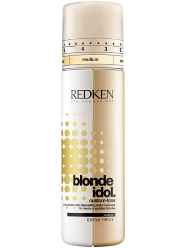 Redken Blonde Idol Dual Conditioner Gold (196ml)