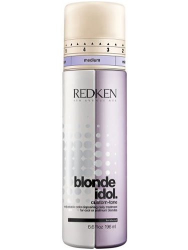 Redken Blonde Idol Dual Conditioner Violet (196ml)