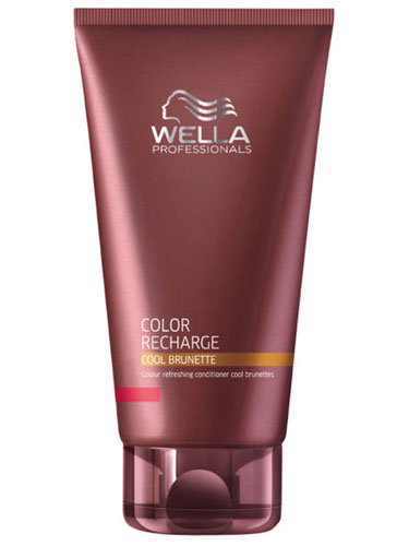 Wella Professionals Colour Recharge Cool Brunette Conditioner (200ml)