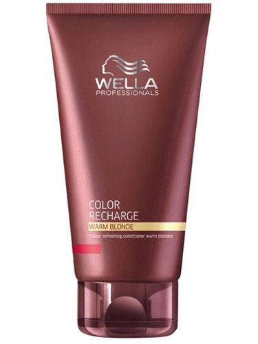 Wella Professionals Colour Recharge Warm Blonde Conditioner (200ml)