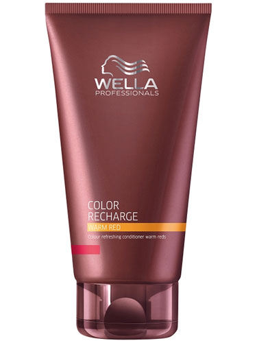 Wella Professionals Colour Recharge Warm Red Conditioner (200ml)