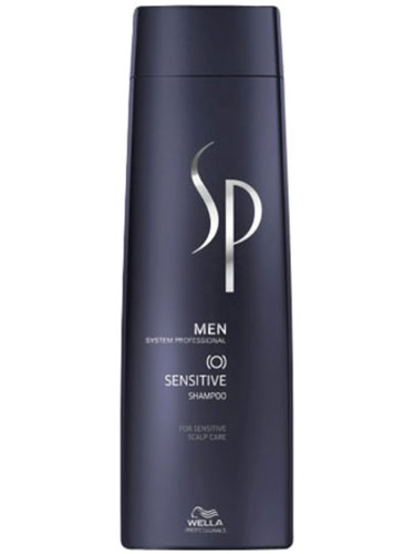 Wella SP Men Sensitive Shampoo (250ml)