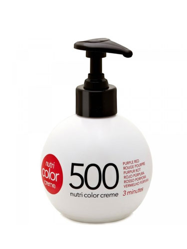 Revlon Nutri Color Creme 500 Purple Red (250ml)