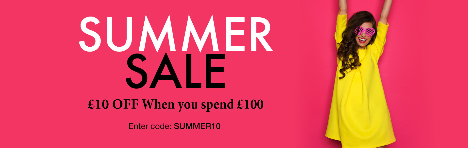 £10 off £100 spend