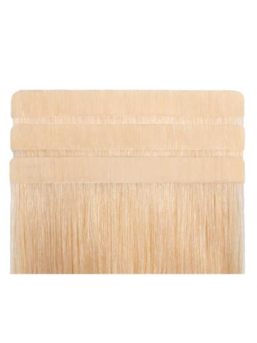 I&K Tape In Hair Extensions (20 pieces x 4cm) #613-Lightest Blonde 18 inch