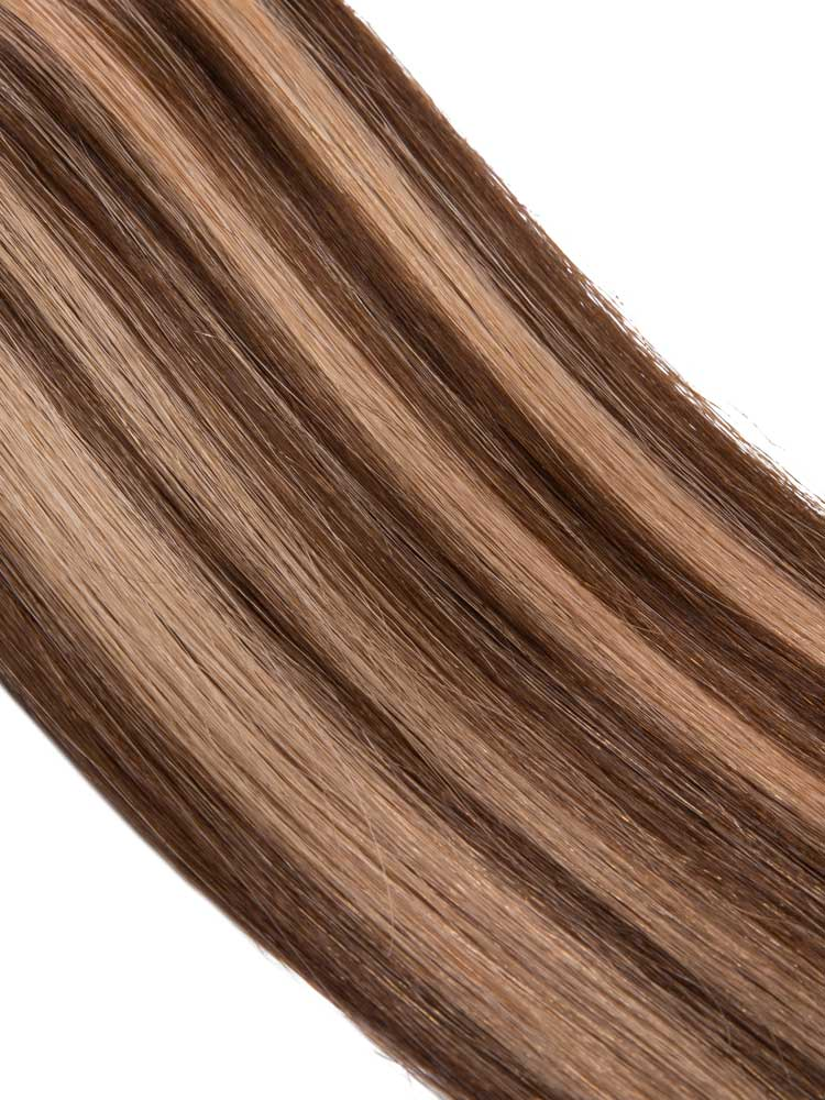 I&K Tape In Hair Extensions (20 pieces x 4cm) #4/27 18 inch