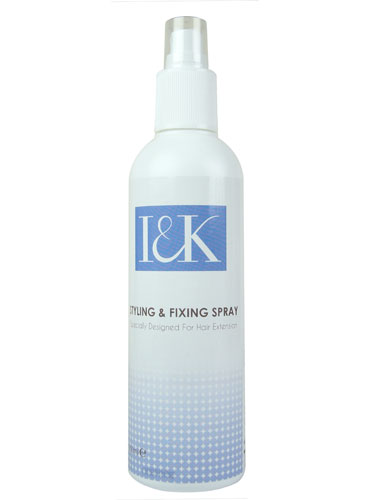 I&K Styling & Fixing Spray (250ml)