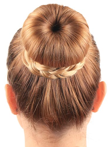 I&K Sleek Hair Bun