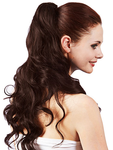 I&K Clip-in Pony Tail L19 - Long