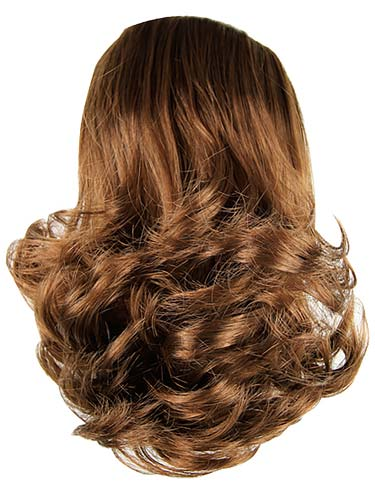 I&K Clip-in Pony Tail Lulu #R830-Ginger Brown