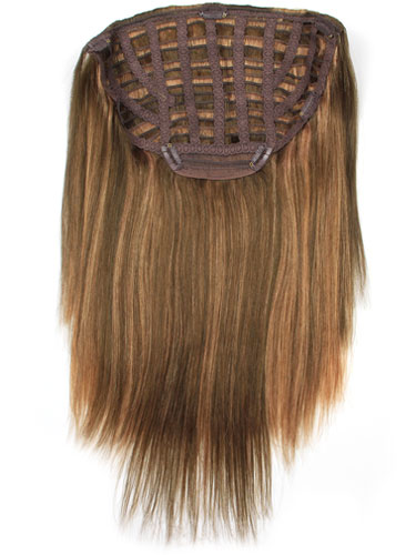 I&K Instant Clip In Human Hair Extensions - Full Head