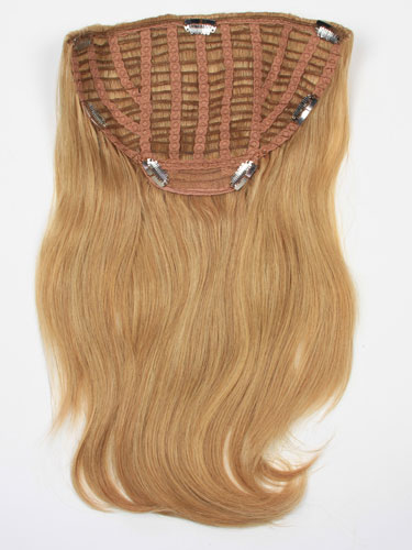 I&K Instant Clip In Synthetic Hair Extensions - Full Head #10/14 18 inch