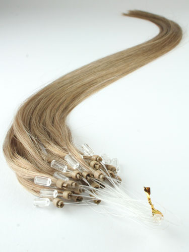 I&K Micro Loop Ring Human Hair Extensions