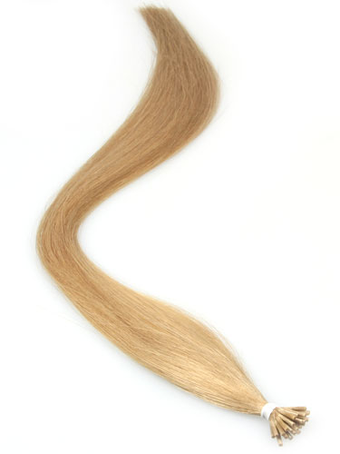I&K Remy Pre Bonded Stick Tip Hair Extensions #18-Ash Blonde 22 inch