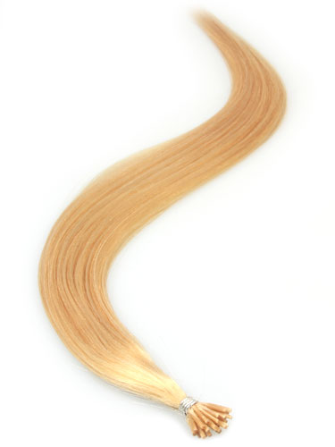I&K Remy Pre Bonded Stick Tip Hair Extensions #20-Dark Blonde 18 inch