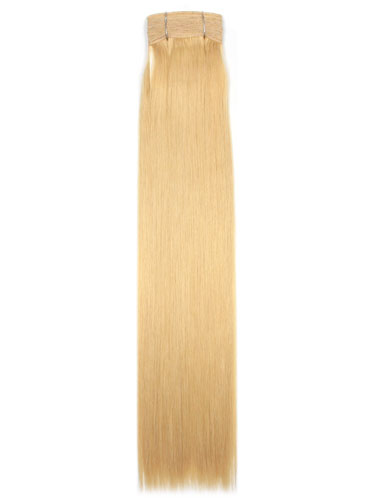 I&K Cuticle Weft Remy Hair Extensions #22-Medium Blonde 22 inch