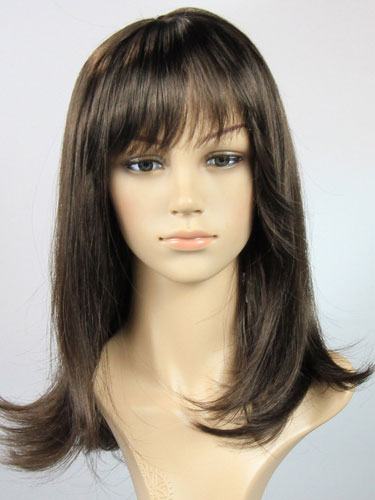 I&K Charlotte Wig #R4-Midnight Brown