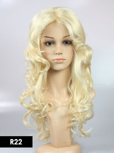 I&K Florence Wig #R22-Swedish Blonde
