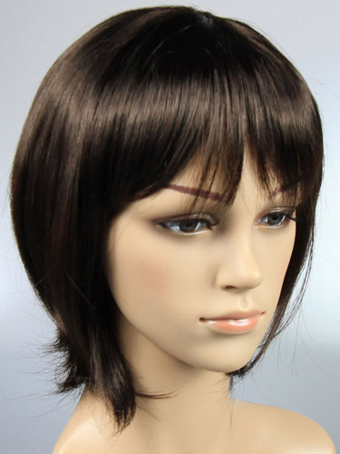 I&K Jemma Wig #R4-Midnight Brown