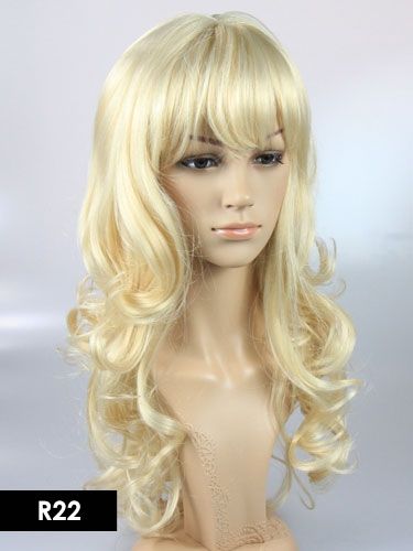 I&K Jennifer Wig #R22-Swedish Blonde