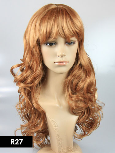 I&K Jennifer Wig #R27-Strawberry Blonde