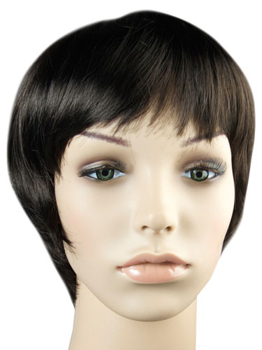 I&K Landy Wig #R2-Darkest Brown