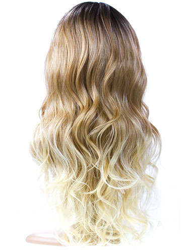 I&K Laura Ombre Beachy Waves Wig