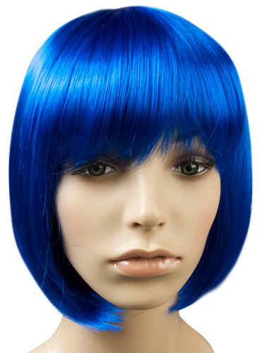 I&K Party Wig Single Colour