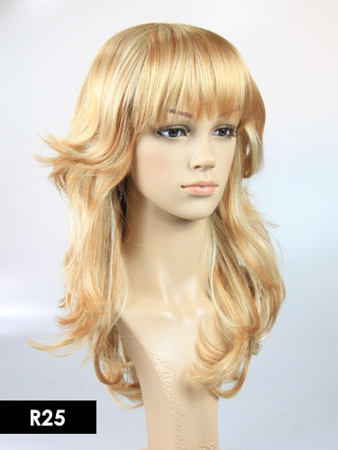 I&K Renee Wig #R25-Ginger Blonde