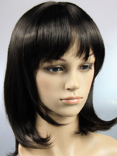 I&K Tracy Wig #R2-Darkest Brown