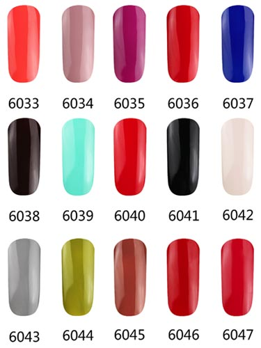 EZ Gel One Step Gel Nail Polish (12ml)