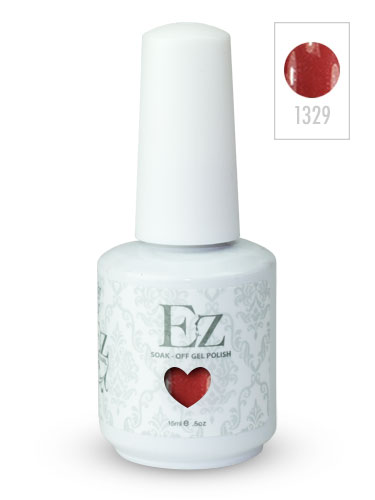 EZ Soak-Off Gel Nail Polish (15ml) #Reserve