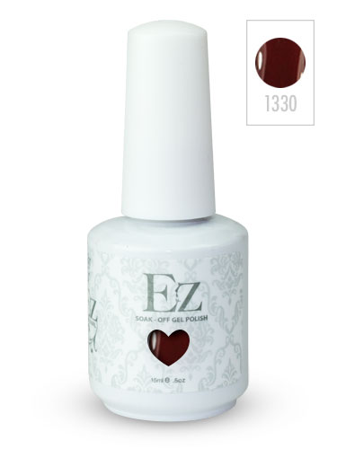 EZ Soak-Off Gel Nail Polish (15ml) #Exhale