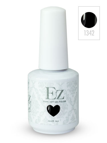 EZ Soak-Off Gel Nail Polish (15ml) #Bella's Vampire