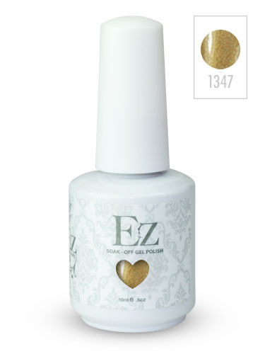 EZ Soak-Off Gel Nail Polish (15ml) #Allure