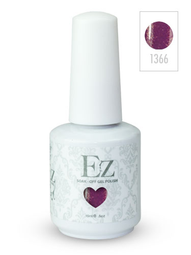 EZ Soak-Off Gel Nail Polish (15ml) #Samuri