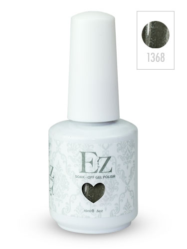 EZ Soak-Off Gel Nail Polish (15ml) #Midnight Caller