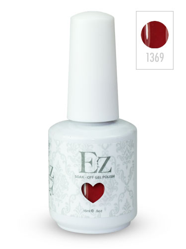 EZ Soak-Off Gel Nail Polish (15ml) #Rose Garden
