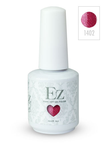 EZ Soak-Off Gel Nail Polish (15ml) #High Voltage
