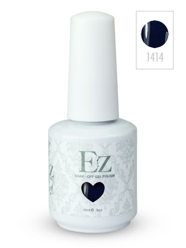 EZ Soak-Off Gel Nail Polish (15ml) #After Dark