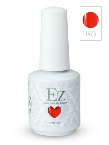 EZ Soak-Off Gel Nail Polish (15ml) #Tiki Tiki Larganga