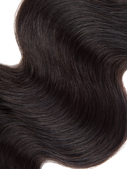 Sahar Unprocessed Brazilian Virgin Weft Hair Extensions 100g (10A) - Body Wave