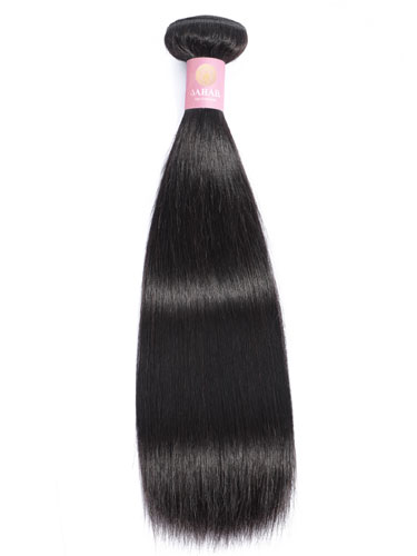 Sahar Slay Unprocessed Brazilian Virgin Weft Hair Extensions 100g - Straight
