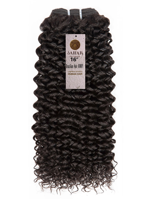 Sahar Essential Virgin Remy Human Hair Extensions 100g (8A) - Kinky