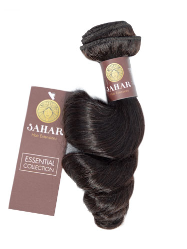 Sahar Essential Virgin Remy Human Hair Extensions 100g (8A) - Loose Wave