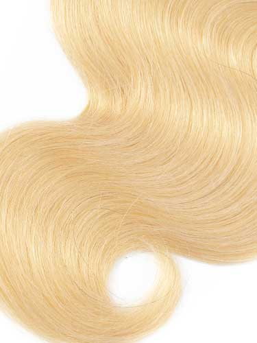 Sahar Essential Virgin Remy Human Hair Extensions 100g (8A) - Body Wave #OT613 10 inch